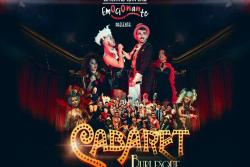 Cabaret Burlesque se presentará en el teatro Corfescu