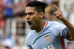 No se pierda el nuevo doblete de Falcao en la Liga de Francia