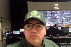 Autoridades mexicanas exaltan las labores de cuerpos de rescate colombianos