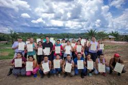 Así viven los excombatientes de las Farc en Guaviare