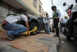 ¿Qué dicen los conductores sobre instalación de cepos en Bucaramanga?
