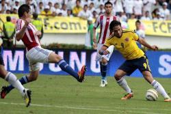 Reviva todos los goles de los últimos 20 años entre Colombia y Paraguay