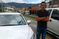 Conductor que arrolló a propósito a una mujer fue enviado a la cárcel