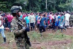 Videos registraron los enfrentamientos que ocurrieron en Tumaco