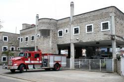 Bomberos controlan incendio en el barrio Café Madrid de Bucaramanga