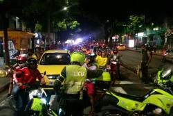 123 riñas ocurrieron en Bucaramanga tras clasificación al mundial