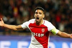 Vea el gol de Falcao en la derrota del Mónaco ante el Besiktas en Champions
