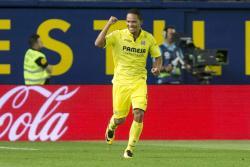 No se pierda el primer gol de Bacca con el Villarreal en la Liga de Europa