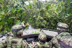 A principios de octubre las autoridades reportaron un fuerte golpe contra el 'Clan del Golfo'.