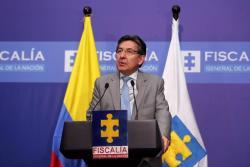 Estos son los 19 casos graves de corrupción en Santander que denunció el Fiscal General en Bucaramanga