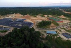 Nueva contaminación con lixiviados a fuentes hídricas en Barrancabermeja