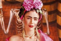 Flora Martínez se despide de su monólogo 'Frida' este jueves desde Bucaramanga