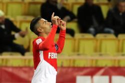Vea el golazo de Falcao con Mónaco contra el Caen