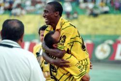Se cumplen 20 años del inolvidable 'gol libertador' de Ballesteros