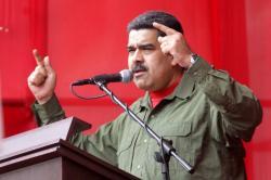 """Maduro llama a Santos """"bandido"""" y dice que Colombia es un """"estado forajido"""""""