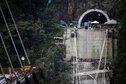 Fiscalía investiga desplome del puente Chirajara, que dejó 10 muertos