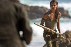 Warner Bros da conocer el segundo traíler de la esperada cinta Tomb Raider