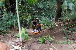 Hombre rodó 50 metros por abismo en Floridablanca