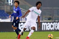 Pese a gol de Carlos Sanchez, Fiorentina cayó ante Sampdoria