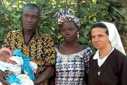 Monja colombiana secuestrada en África pide al Papa Francisco interceder por su liberación
