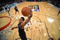 Vea las mejores clavadas del Juego de las Estrellas de la NBA