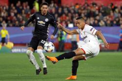 Con actuación destacada de Muriel, Sevilla empató 0-0 con el United