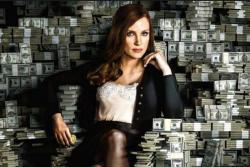 Jessica Chastainle da vida a Molly Bloom en 'La apuesta maestra'