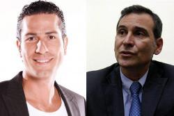 Senador Corzo habría agredido al actor Gregorio Pernía en Cúcuta