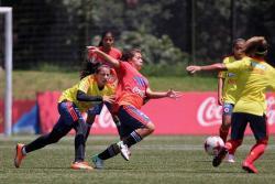 Con tres santandereanas, Colombia se prepara para la Copa América