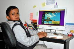 Ernesto, el joven que lucha contra la Hipofosfatasia