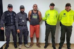 Cayó otro presunto implicado en atentado a policías en Barranquilla