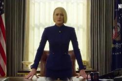 Vea el primer adelanto de la última temporada de House of Cards