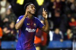 Con gol de Yerry Mina, Barcelona ganó la Supercopa de Cataluña