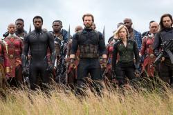 Avengers: Infinity War estrenó su tráiler final