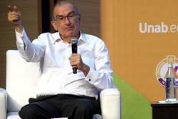 Esto dijo Humberto De la Calle sobre algunos problemas de Santander
