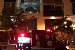 Más de $100 millones en pérdidas dejó incendio en Bucaramanga