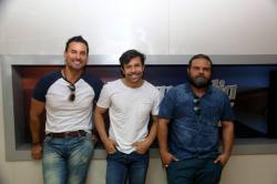 Reviva la entrevista con los protagonistas de 'Machos' en Vanguardia.com