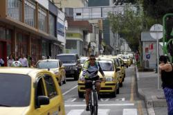 Bucaramanga con y sin carro: así se vio el cambio