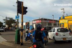 ¿Qué pasa con los semáforos de la carrera 15 con Bulevar Santander?