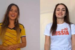 Una santandereana y una rusa se unieron para escribir un libro para el Mundial de Fútbol