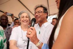 Claudia Gurisatti pide respeto luego de que su mamá expresara apoyo a Petro