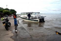 Río Magdalena está a 24 centímetros de desbordarse en Barrancabermeja