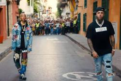 Se estrenó el video que Jaden Smith grabó junto a Nicky Jam en Cartagena