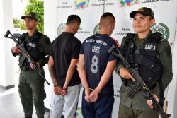 En un video se registró el rescate de niña de tres años secuestrada en el Sur de Bolívar