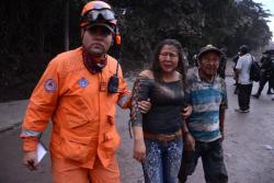 ¿Conoce en detalle la tragedia por la erupción de un volcán en Guatemala? En este video se lo explicamos