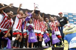 UTS se coronó campeón del Torneo Interbarrios de futsal 2018