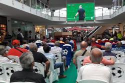 ¿Cómo vieron los bumangueses la inauguración del Mundial de Rusia?
