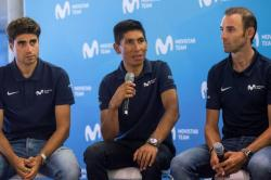 """""""Cualquier cosa puede pasar"""" en el Tour de Francia: Nairo Quintana"""