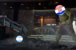 """Argentina llora la """"catástrofe"""" en el Mundial y la redes responden con memes"""
