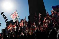 """Sindicatos exigen a Macri """"corrección"""" de rumbo con """"contundente"""" huelga"""